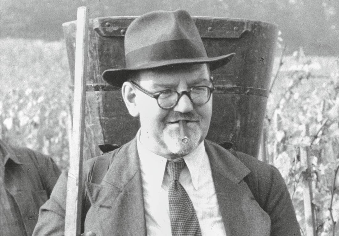 Fritz Ullrich (Foto:Heilbronner Stimme/Hermann Eisenmenger)