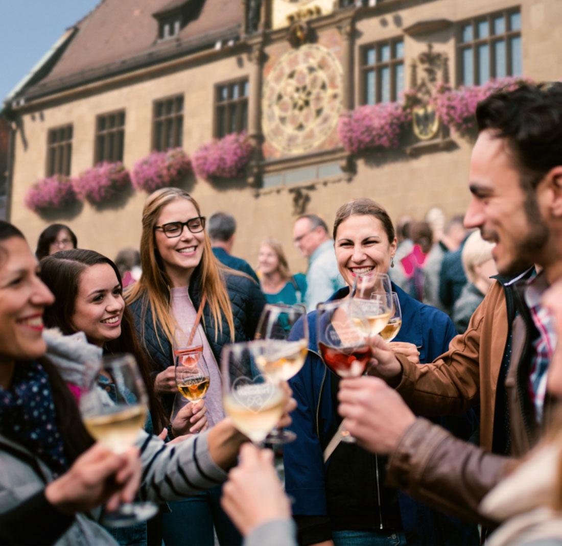 Das Weinfest mit Herz im Herzen Heilbronn